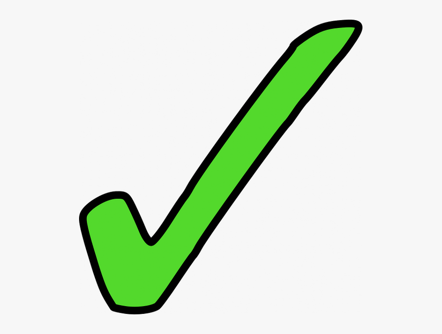 Check Mark Checkbox Check Tick Transparent Png Images - Tick Clipart, Transparent Clipart
