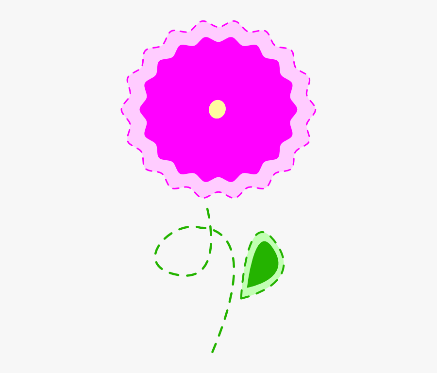 Download Easter Flower Png - デコメ Gif おやすみなさい, Transparent Clipart