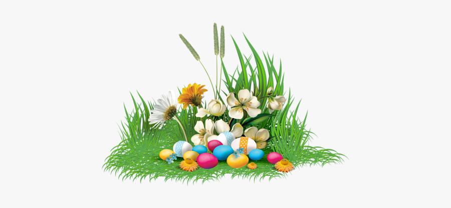 #easter #flowers #eggs #grass #freetoedit - Grass, Transparent Clipart