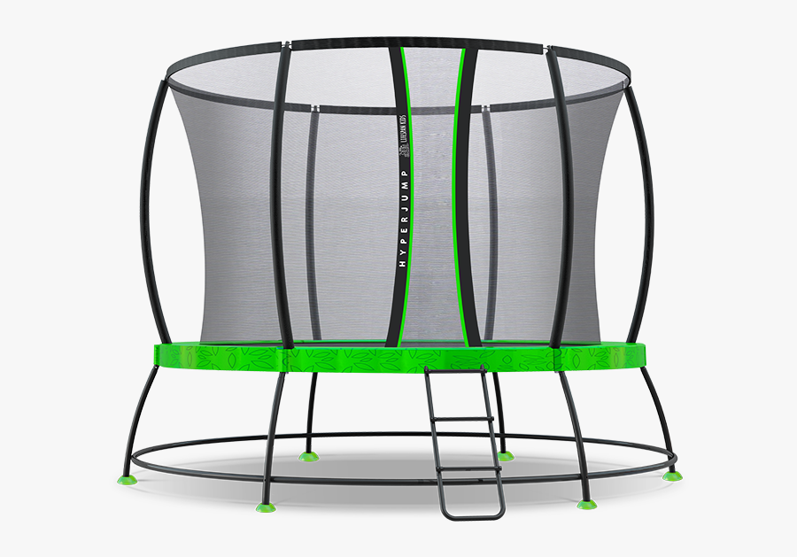Trampoline Smart Zip - Hyperjump 2 Trampoline, Transparent Clipart