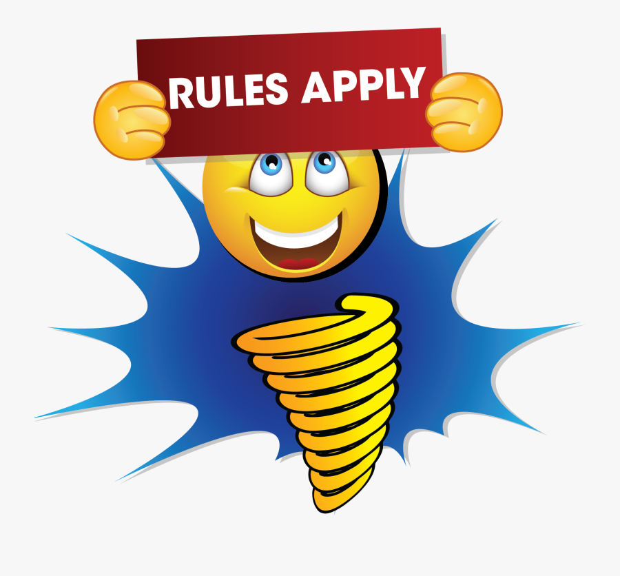 Rules And Safety Ijump - Trampoline Safety Cartoon, Transparent Clipart