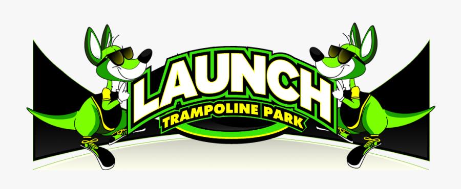 Launch-banner - Launch Trampoline Park Prattville, Transparent Clipart