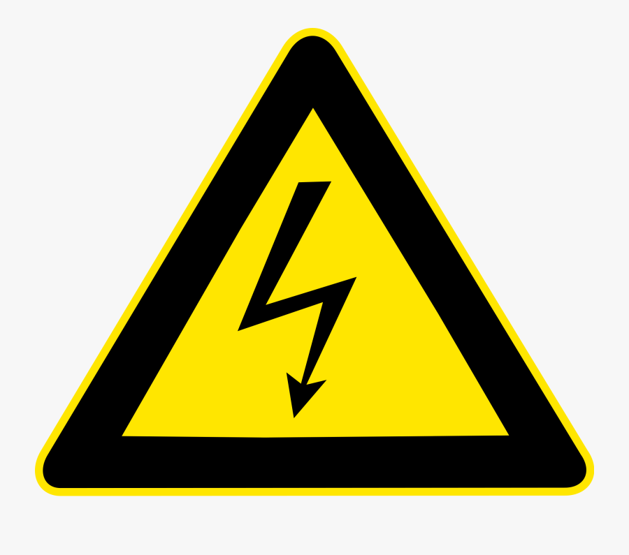 High Voltage, Transparent Clipart
