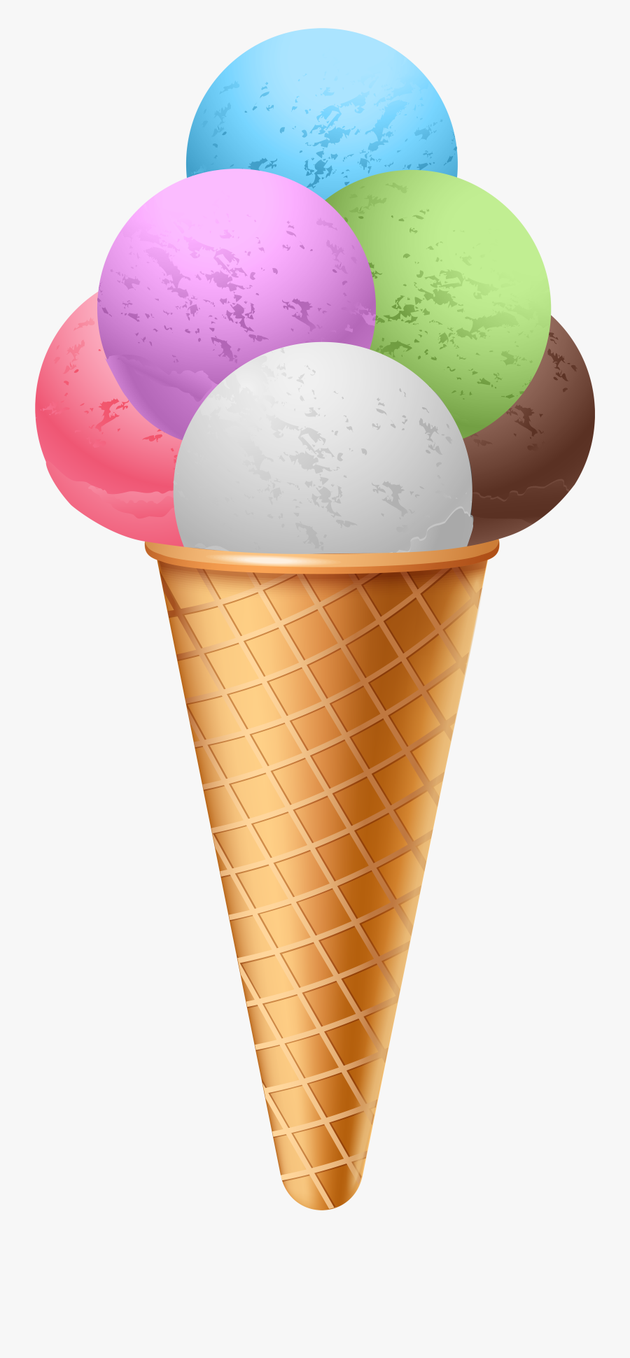 Halloween Clipart Ice Cream - Ice Cream Png Clipart, Transparent Clipart