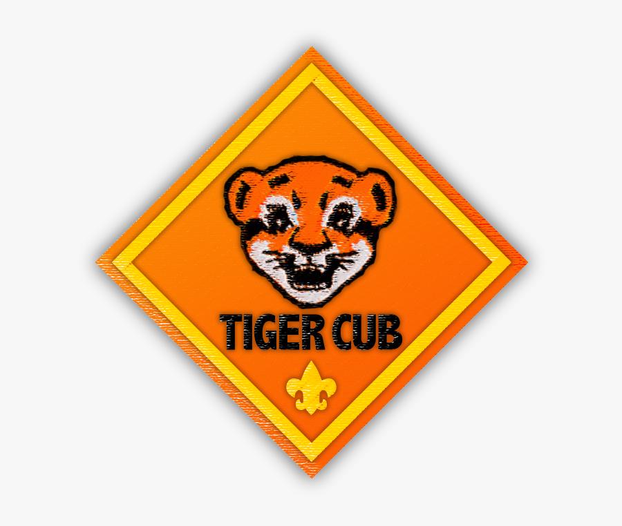 Tiger Cub Scout, 682x682, 296,31kb - Tiger Cub Scout Patch, Transparent Clipart