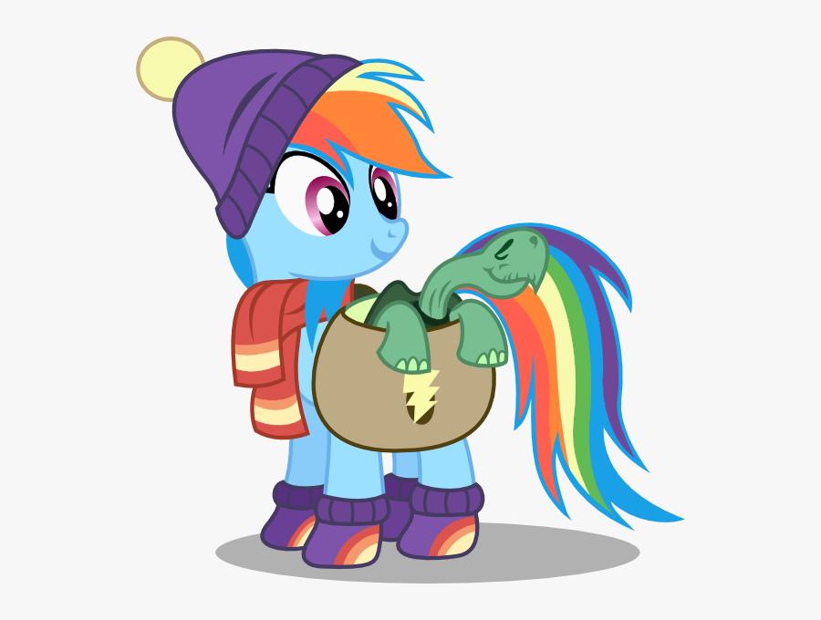Rainbow Dash Twilight Sparkle Applejack Fluttershy - My Little Pony Rainbow Dash Tank, Transparent Clipart