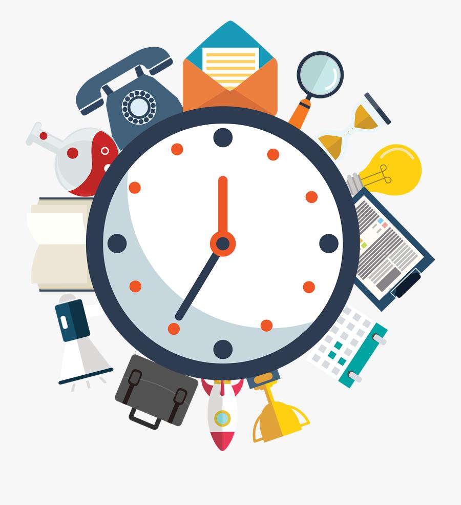 Time Management Postgraduate Students, Transparent Clipart