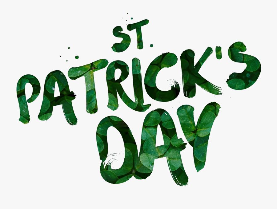 St Patricks, Transparent Clipart