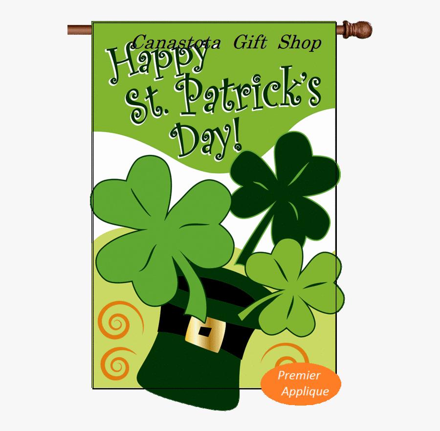 """Saint Patrick""""s Day Clipart , Png Download, Transparent Clipart"""