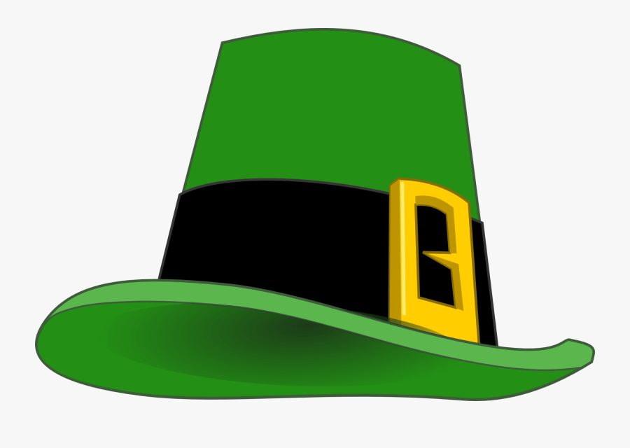 Transparent Background Leprechaun Hat Png Free Transparent