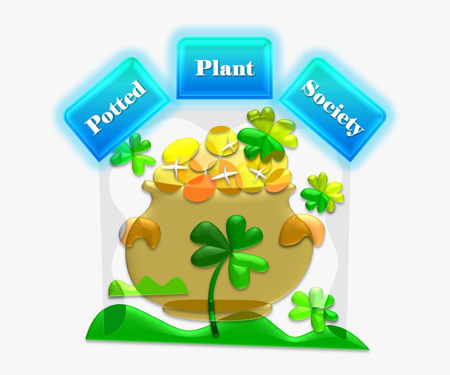"""Saint Patrick""""s Day, Transparent Clipart"""