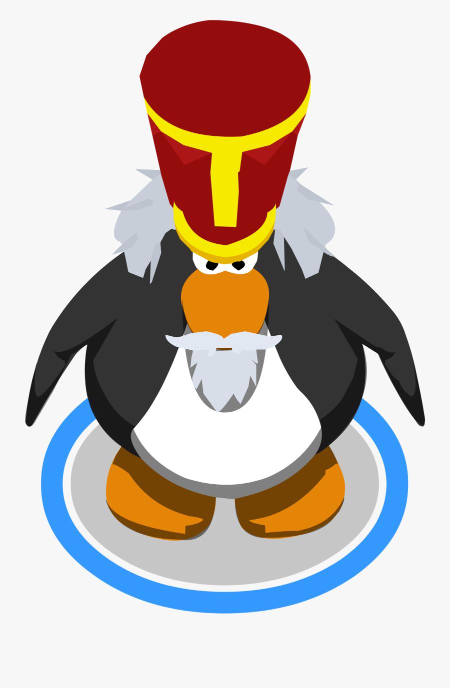 Nutcracker Hat In-game - Club Penguin Kermit Costume, Transparent Clipart