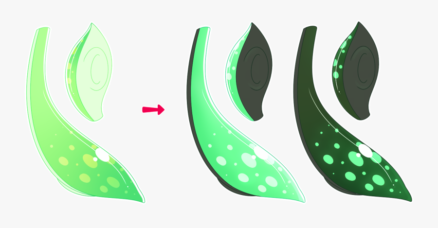Squid Tentacles Png - Splatoon How To Draw Tentacles, Transparent Clipart
