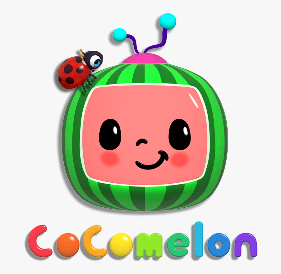Cocomelon Logo Png, Transparent Clipart