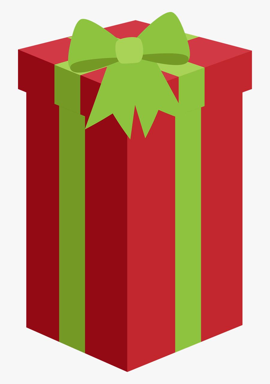 Transparent Background Christmas Present Clipart, Transparent Clipart