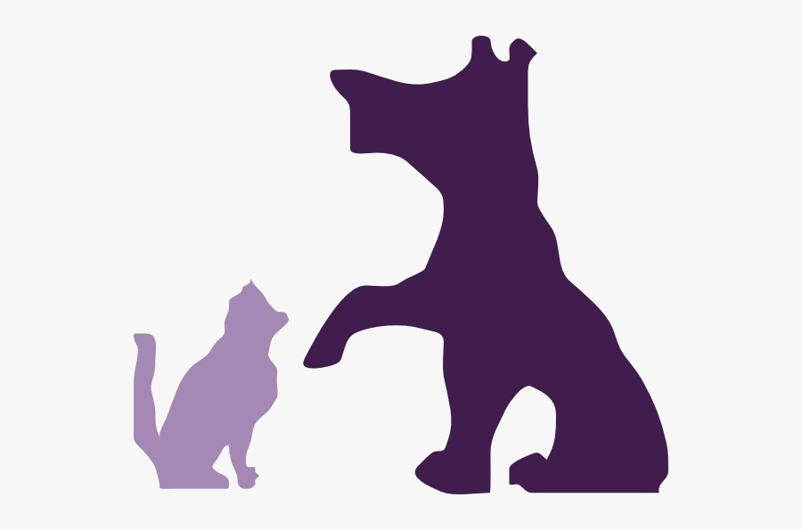 Dogs And Cats Clipart, Transparent Clipart