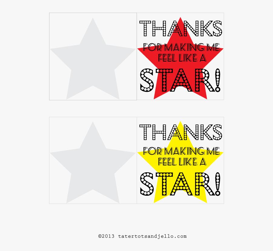 Transparent Teacher Appreciation Clipart - Movie Teacher Appreciation Printable, Transparent Clipart