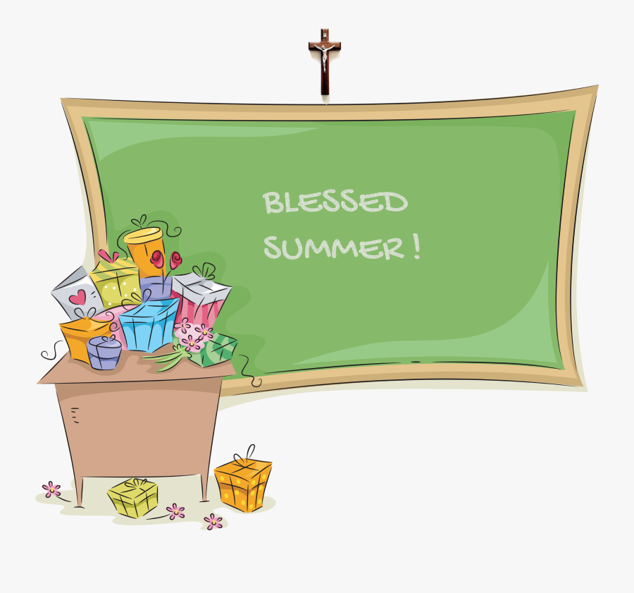 Thanks Clipart End School Year - Last Day Of School Blessing, Transparent Clipart