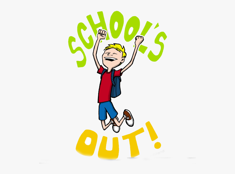 Last Day Of School Free, Transparent Clipart
