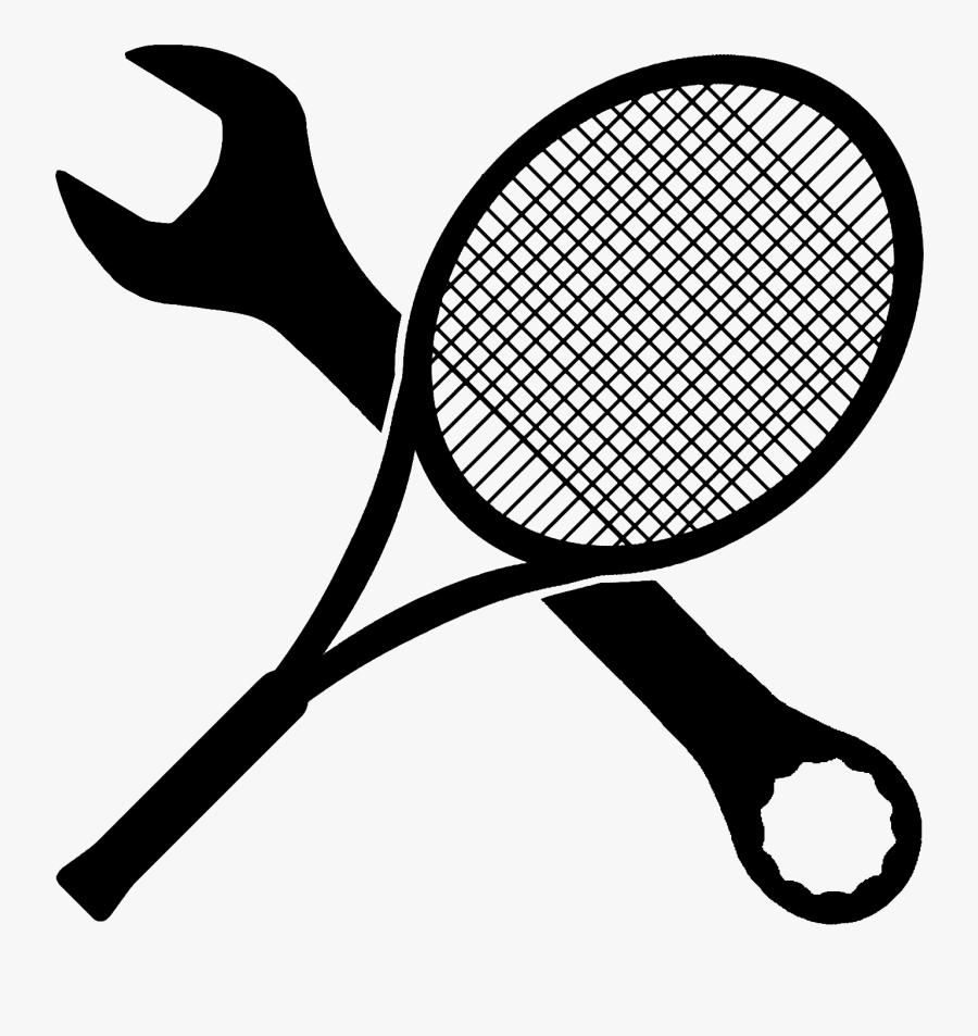 Sports Express Tennis Shop - Tennis Racket Png, Transparent Clipart