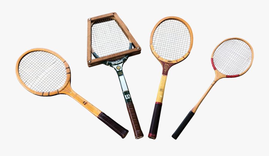 Clip Art Collection Of Set Chairish - Tennis Racket, Transparent Clipart