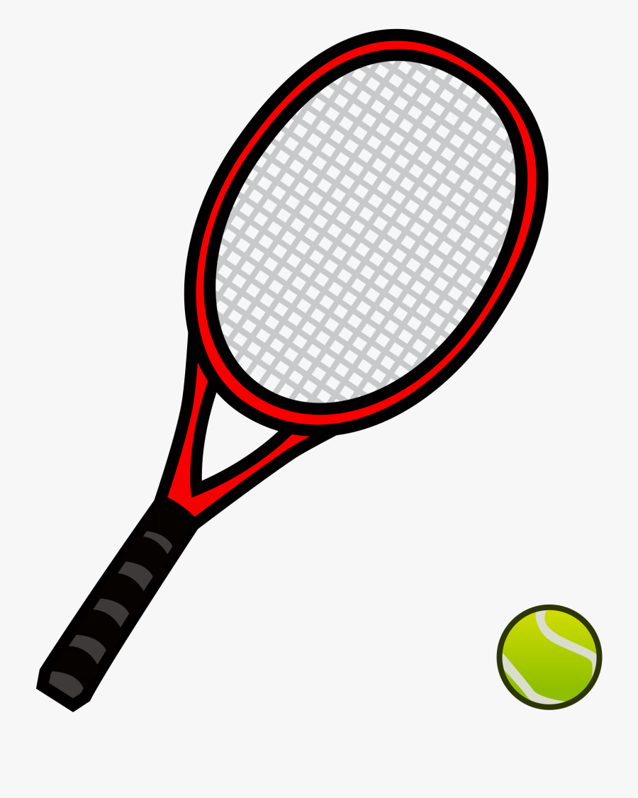 Tennis Racket And Ball 29, Buy Clip Art - Yin And Yang Png, Transparent Clipart