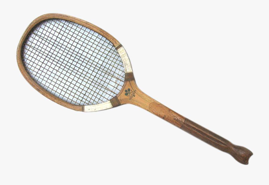 Clip Art Racket Fish Tail Model - Tennis Racket, Transparent Clipart