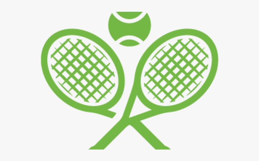 Tennis Clipart Tennis Tournament - Tennis Racquets Clip Art, Transparent Clipart