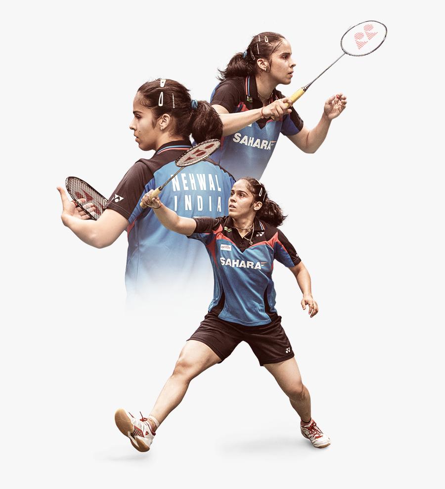 Tennis Game,racquet Sport,badminton,sports Sports,tennis,team - Transparent Badminton Players Png, Transparent Clipart