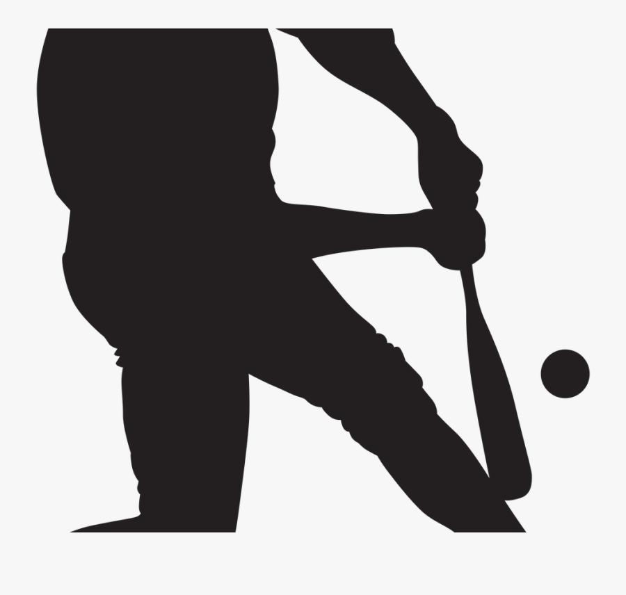 Transparent Hockey Player Silhouette Png - Pitcher De Beisbol En Fondo Transparente, Transparent Clipart