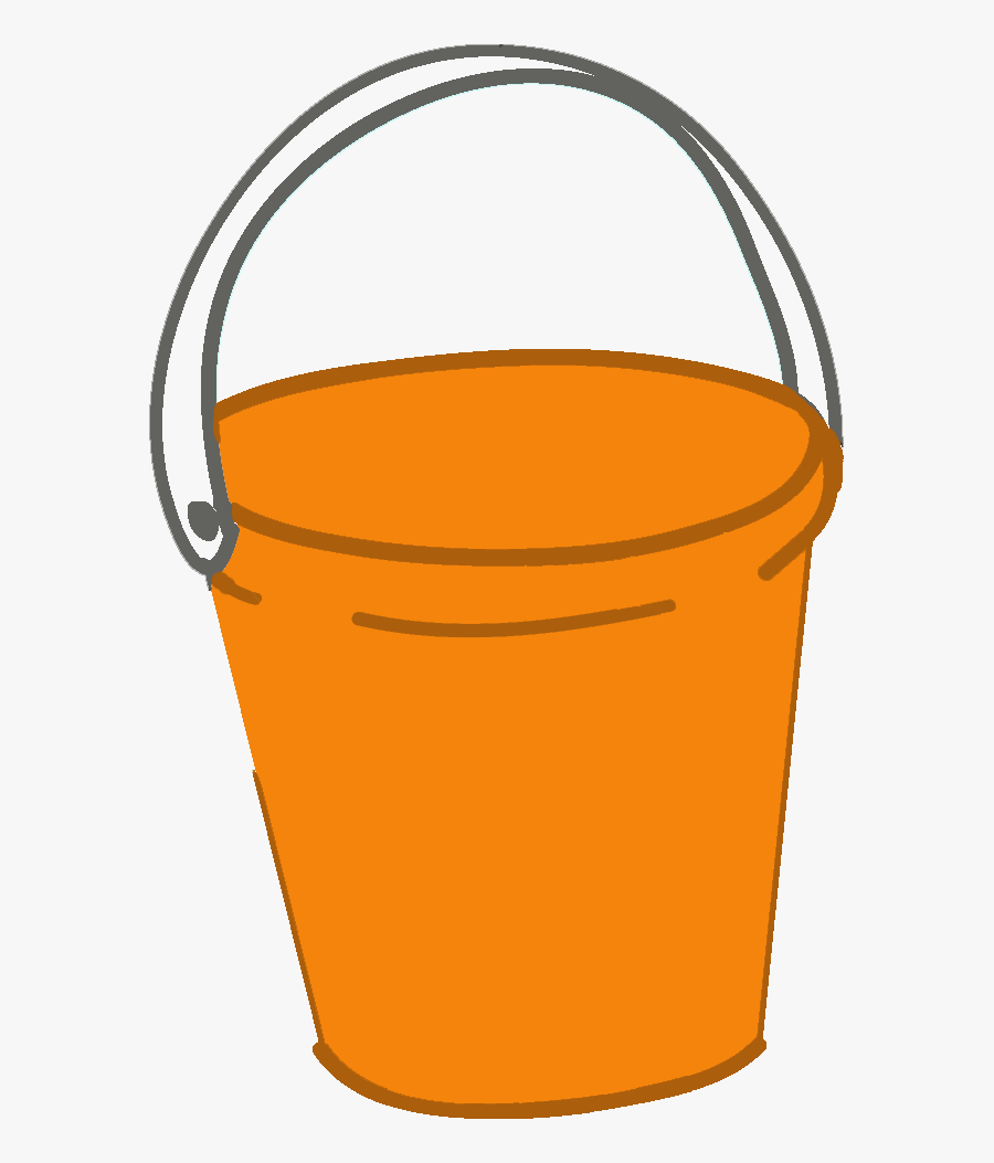Free Summer Fun Clip Art - Bucket Clipart Transparent, Transparent Clipart