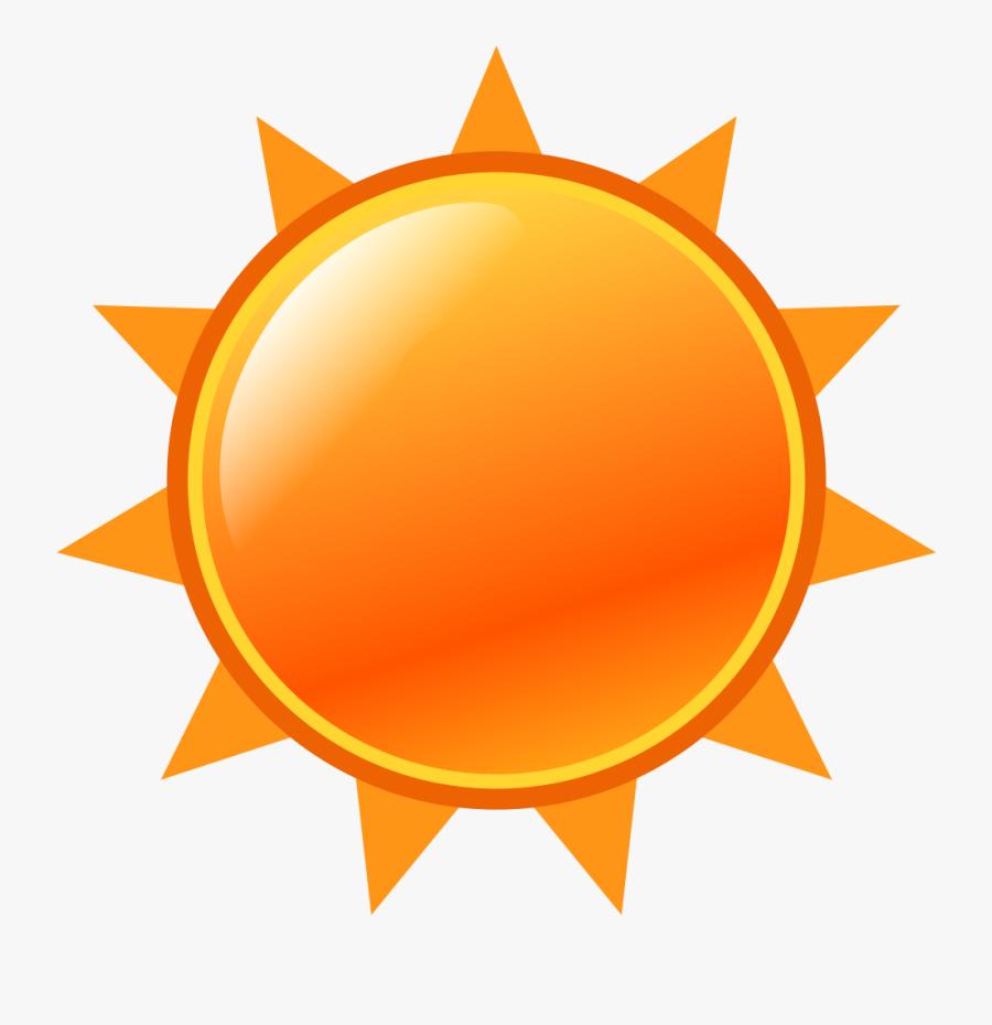 Transparent Summer Fun Clipart - Sun Behind Clouds Clipart, Transparent Clipart