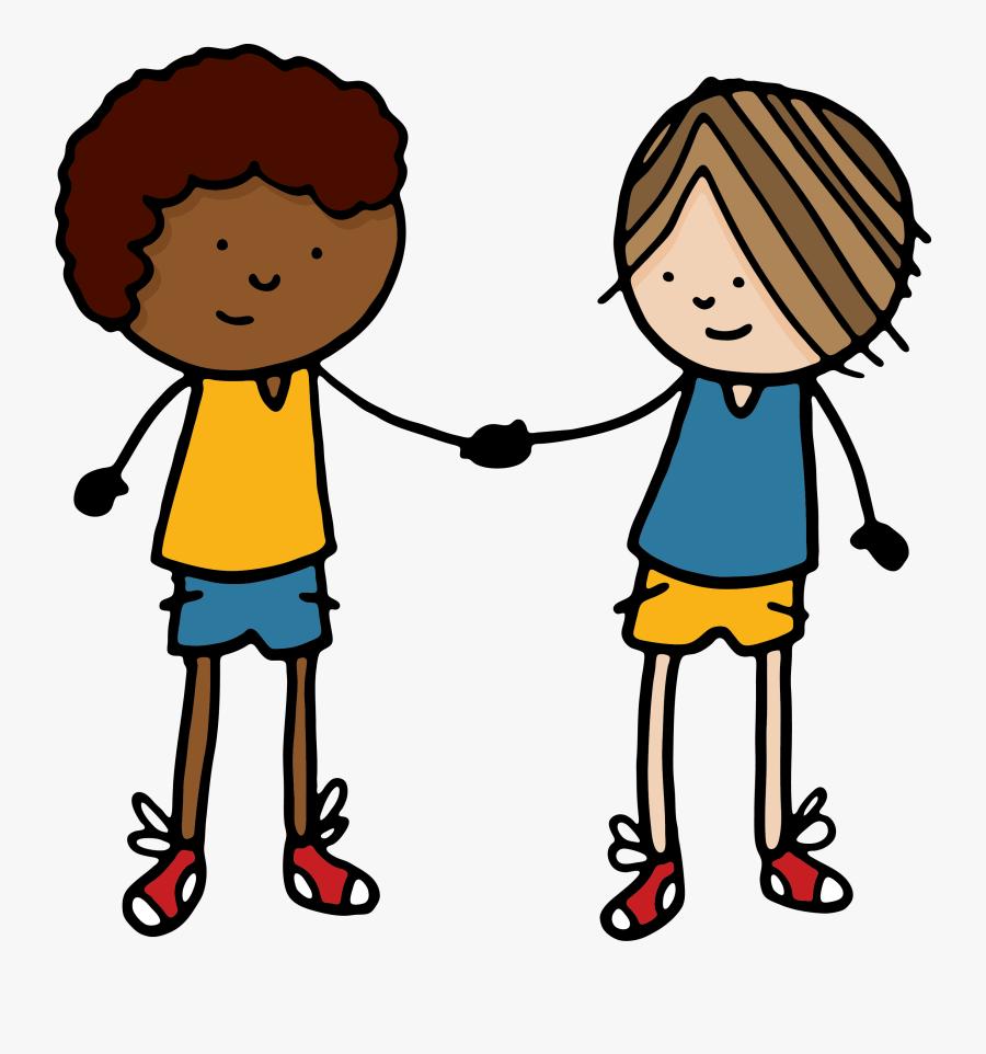 The Pj Library Summer Fun Checklist - Cartoon Handshake Clipart, Transparent Clipart