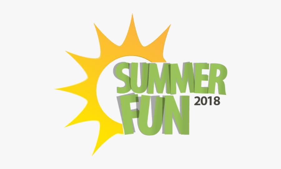Summer Fun - Summer Fun 2018 Logo, Transparent Clipart