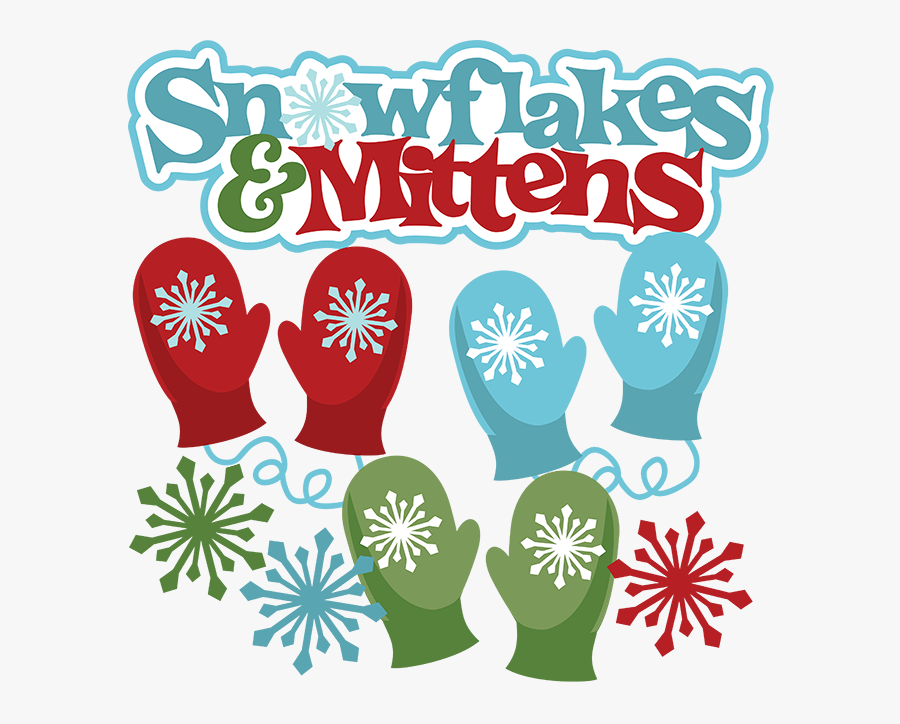 Snowflakes & Mittens Svg Scrapbook Collection Free - Ibiza Opening Party 2009 Mixed, Transparent Clipart