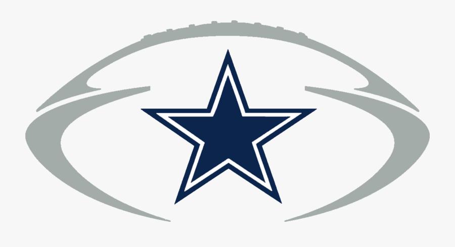 Football Francisco San Dallas Nfl Denver Field Clipart - Vector Dallas Cowboys Logo, Transparent Clipart