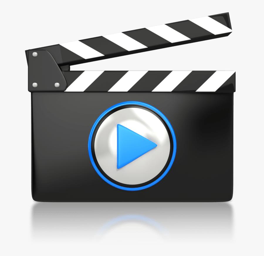 Clip Art Download Short Video Clips - Video Logo , Free Transparent Clipart  - ClipartKey