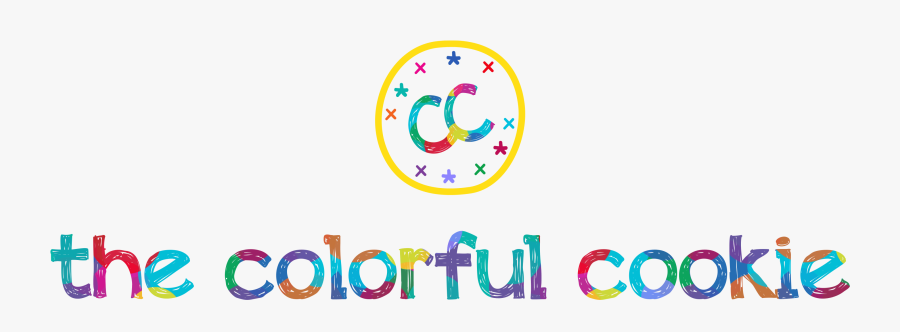 The Colorful Cookie, Transparent Clipart