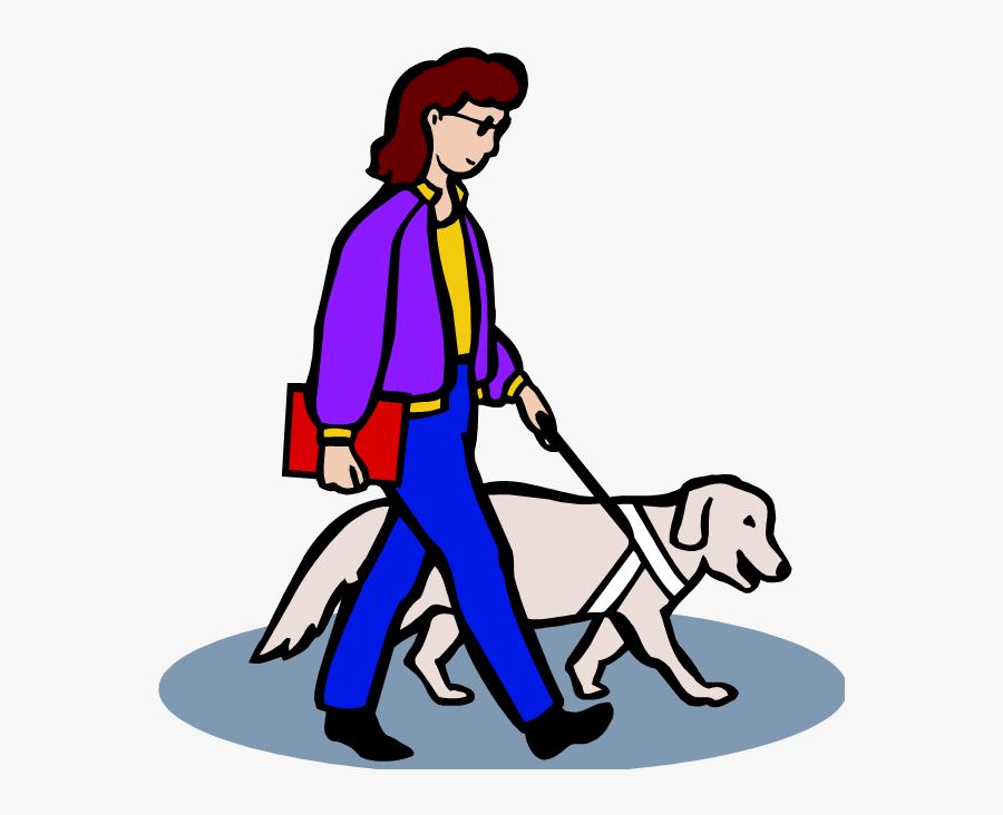 Guide Dog Clip Art, Transparent Clipart