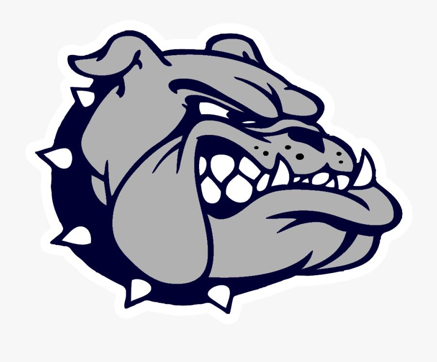 American Bulldog French Bulldog Clip Art Alapaha Blue - Garfield High School Logo, Transparent Clipart