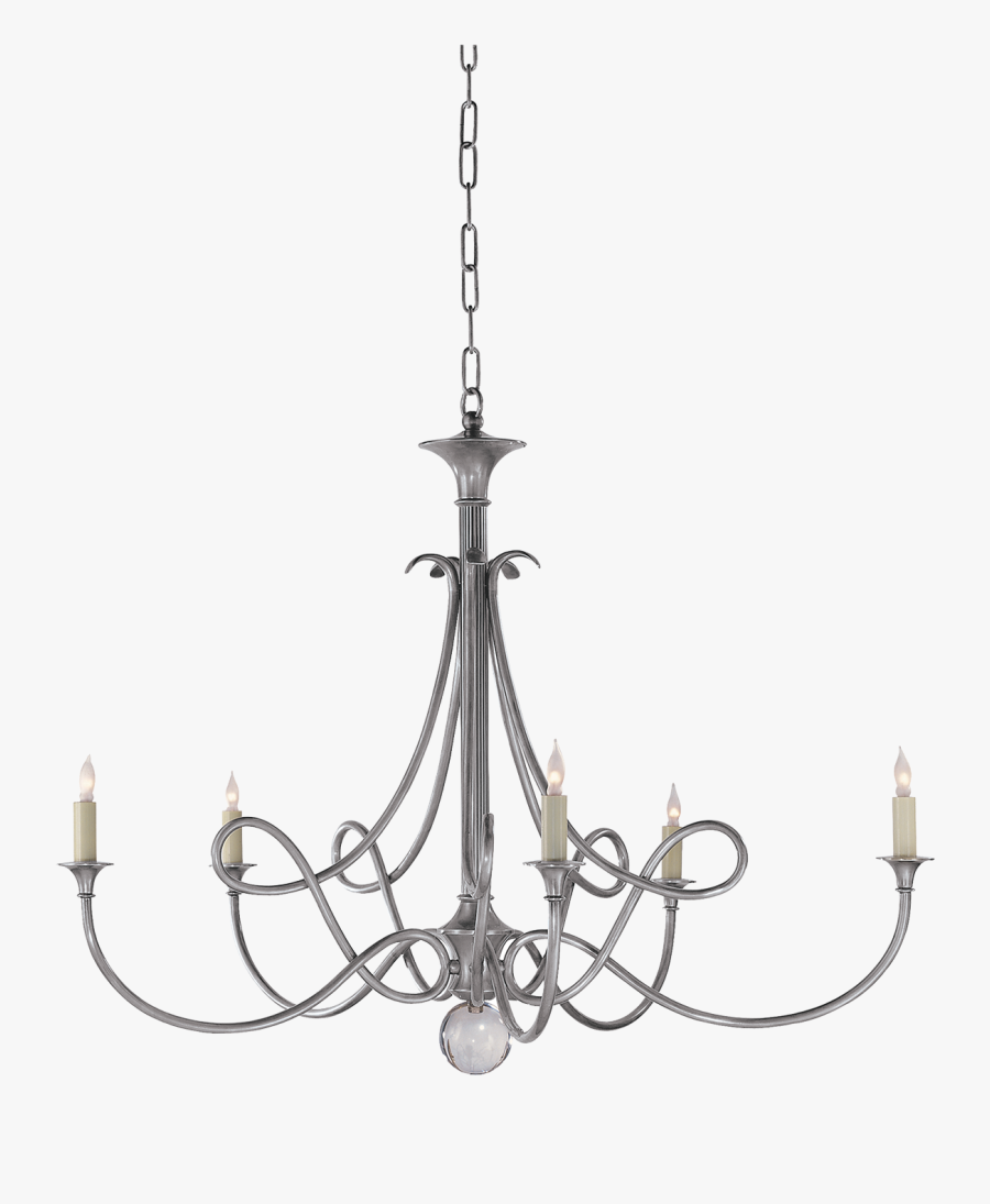 Collection Of Free Chandelier Drawing Chandlier Download - Double Twist Chandelier, Transparent Clipart