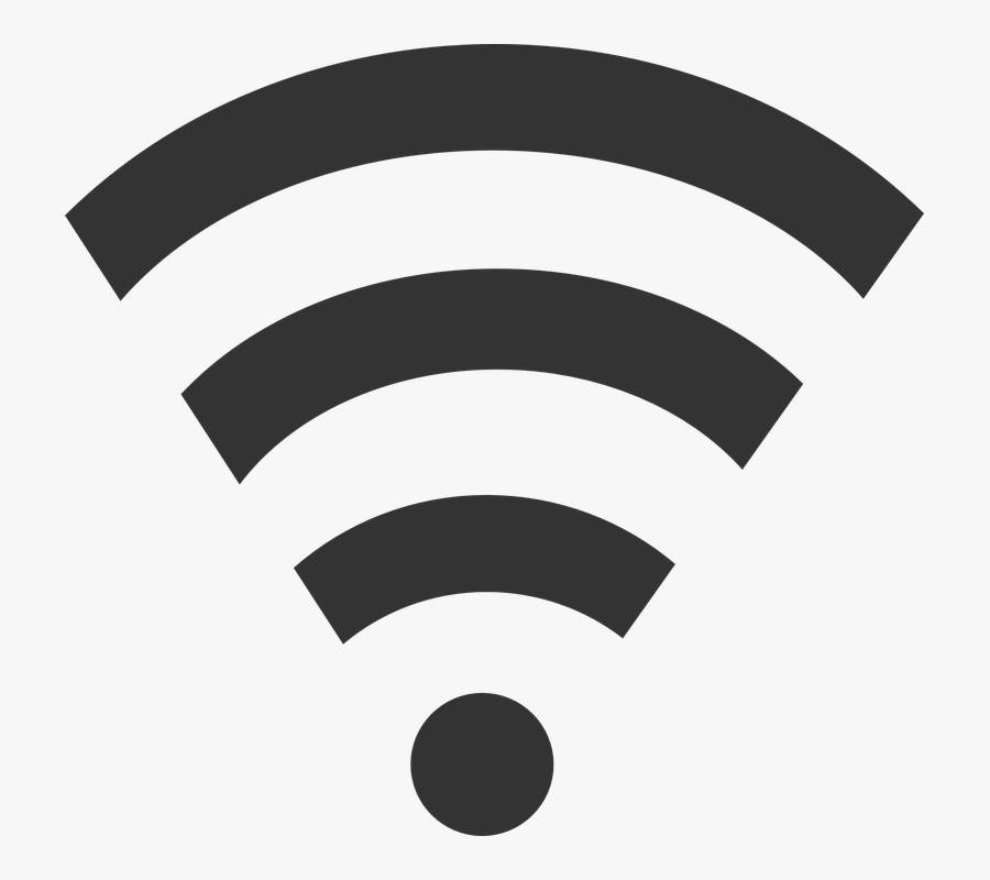 Transparent Wifi Icon Png - Wifi Clipart, Transparent Clipart