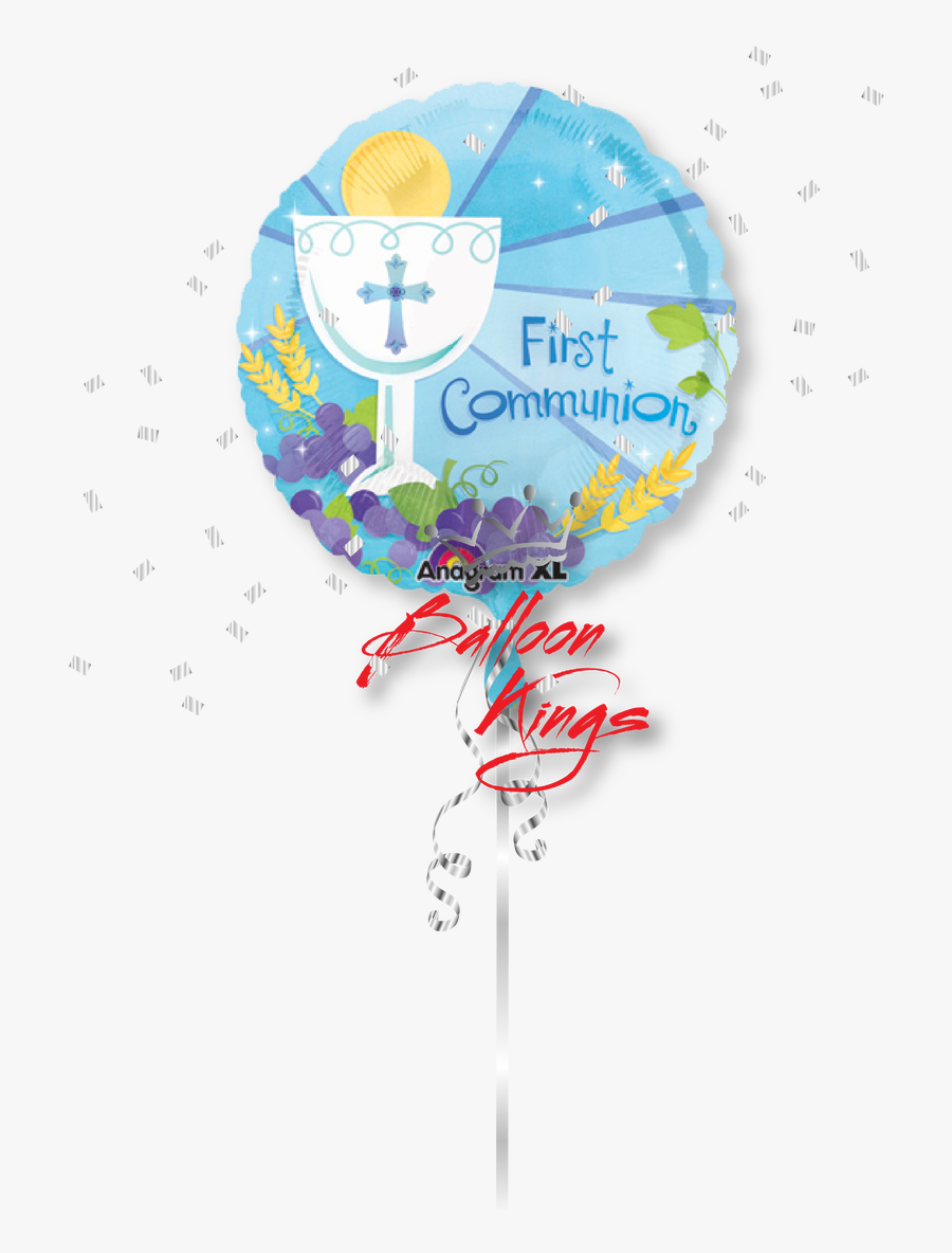 First Communion Chalice Boy - Confirmation And Holy Communion Congratulations, Transparent Clipart