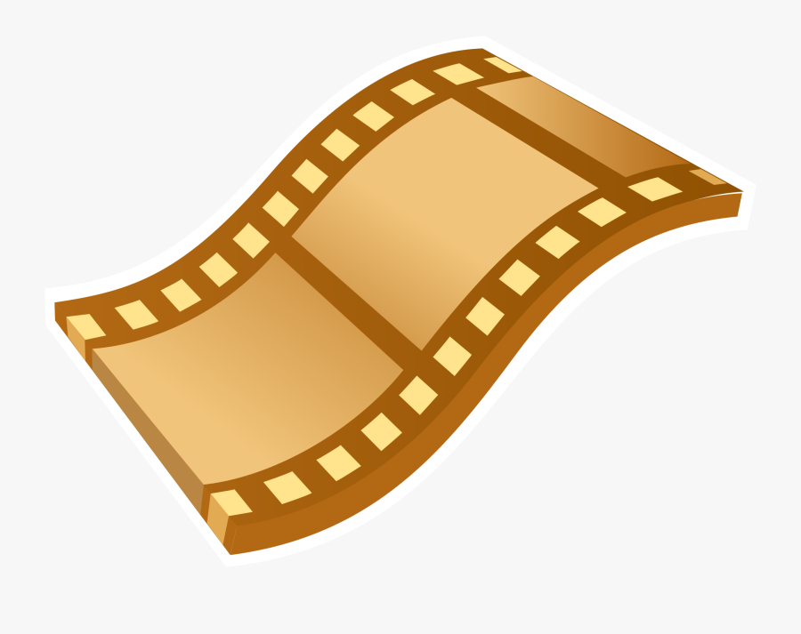 Angle Film Cinema Golden Film Reel Png Free Transparent Clipart Clipartkey