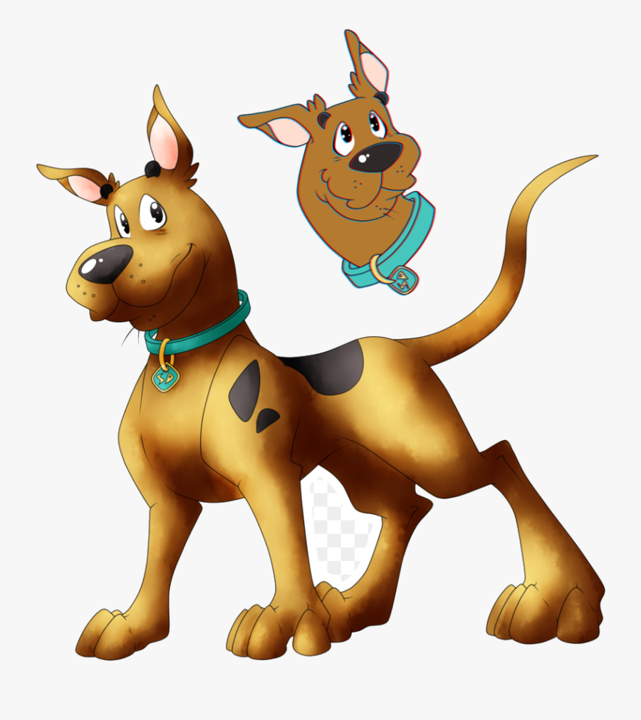 Scooby Doo Dog Cartoon Puppy Transparent Image Clipart - Scooby Doo Scooby Dooby Doo, Transparent Clipart