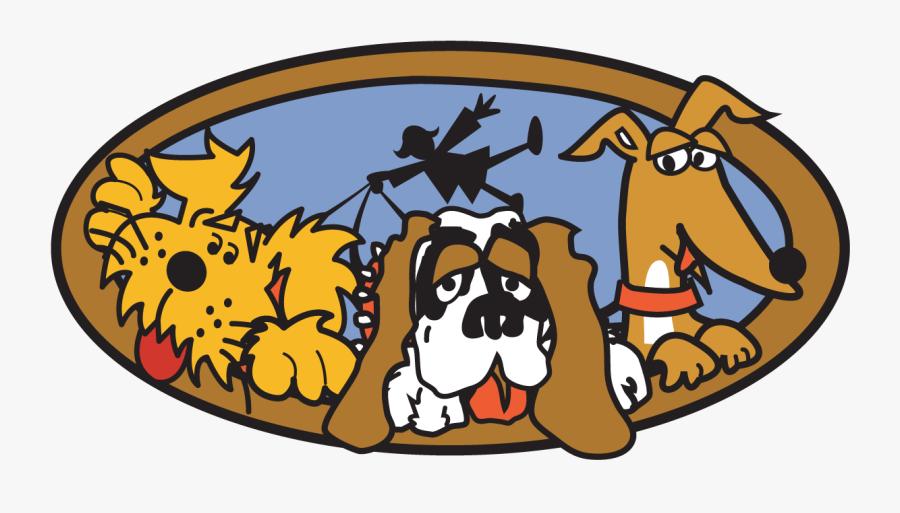 Bones Clipart Pet - Dog Walker Dog Walking Cartoon, Transparent Clipart