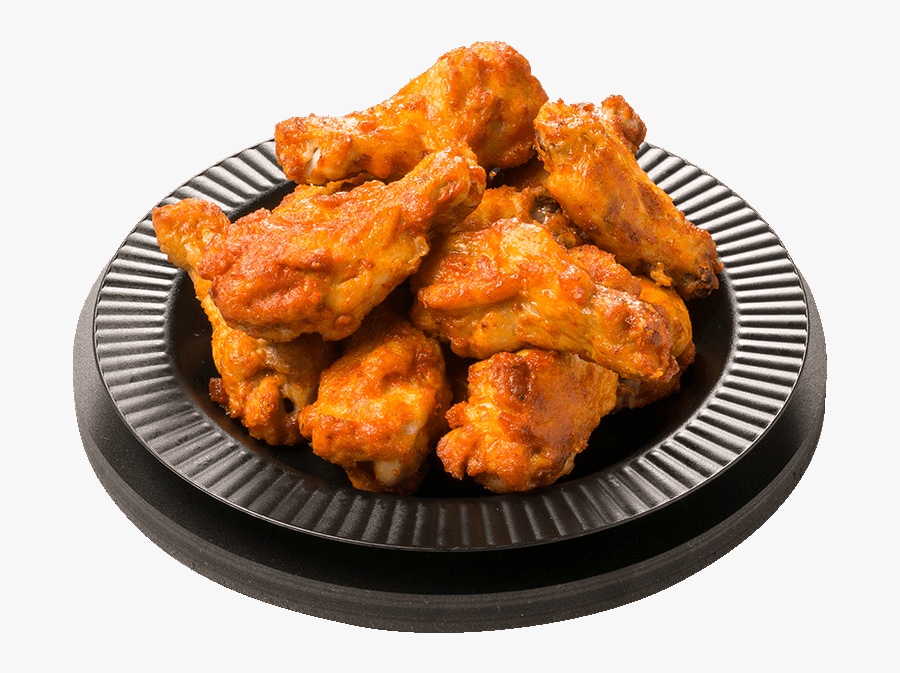 Hot Wings Png - 6 Piece Chicken Wings, Transparent Clipart