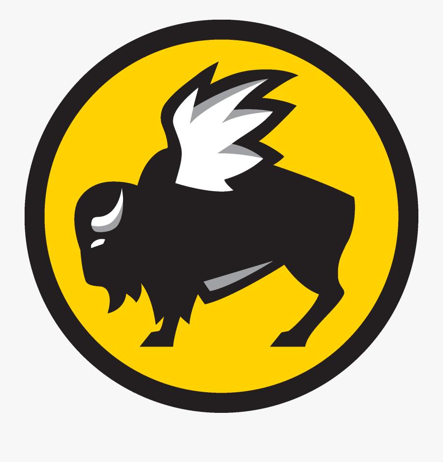 Buffalo Wild Wings Symbol, Transparent Clipart