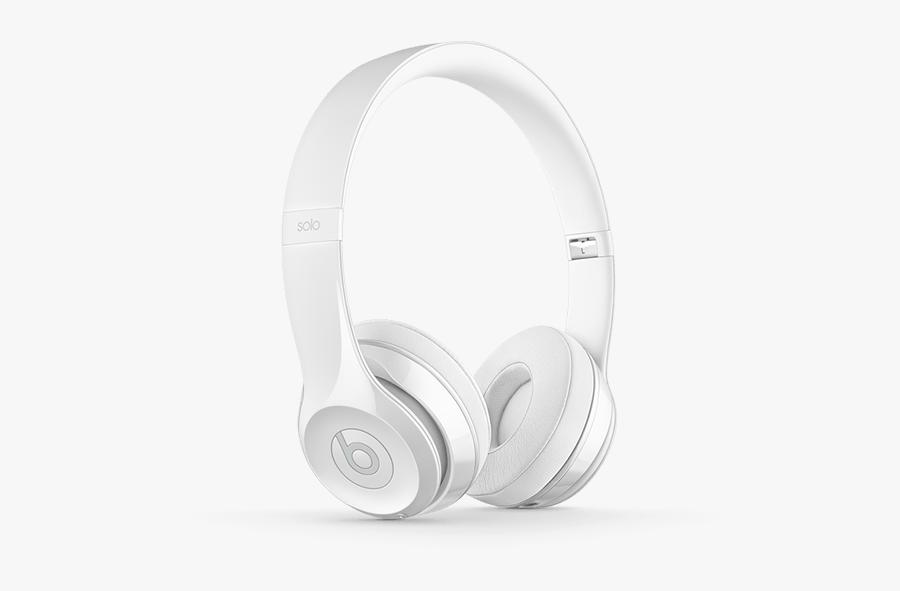 Clip Art Headphones For Teen Girls - Matte Gold Beats Wireless, Transparent Clipart
