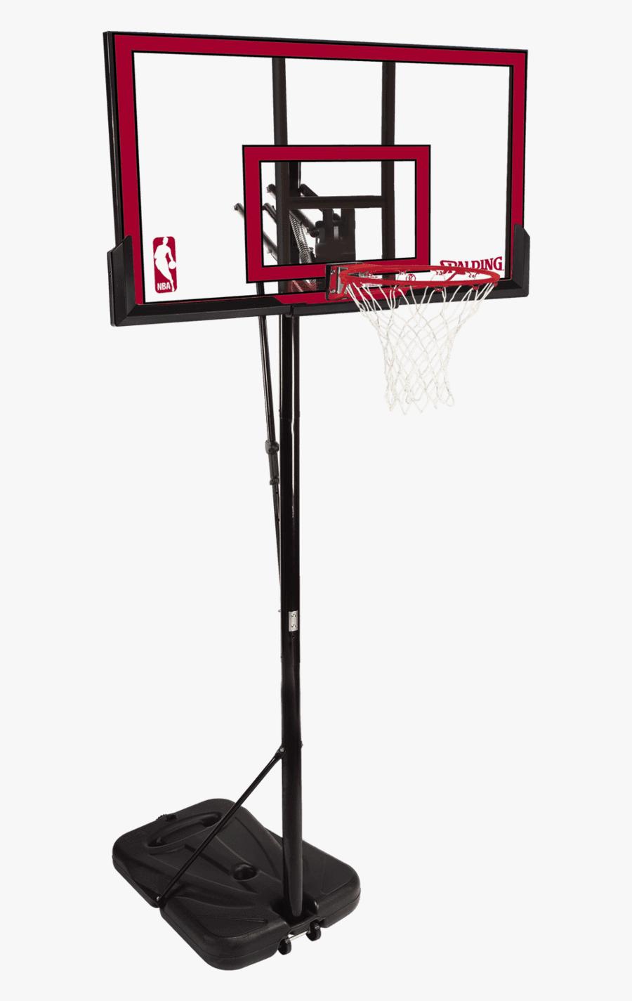 Spalding - Spalding Basketball Net, Transparent Clipart